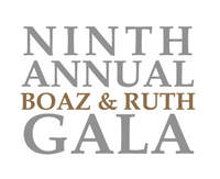 Thank you for supporting Boaz & Ruth's 9th Annual Gala
